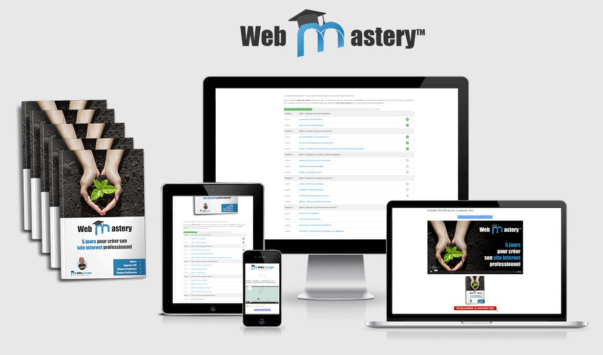 méthode web mastery