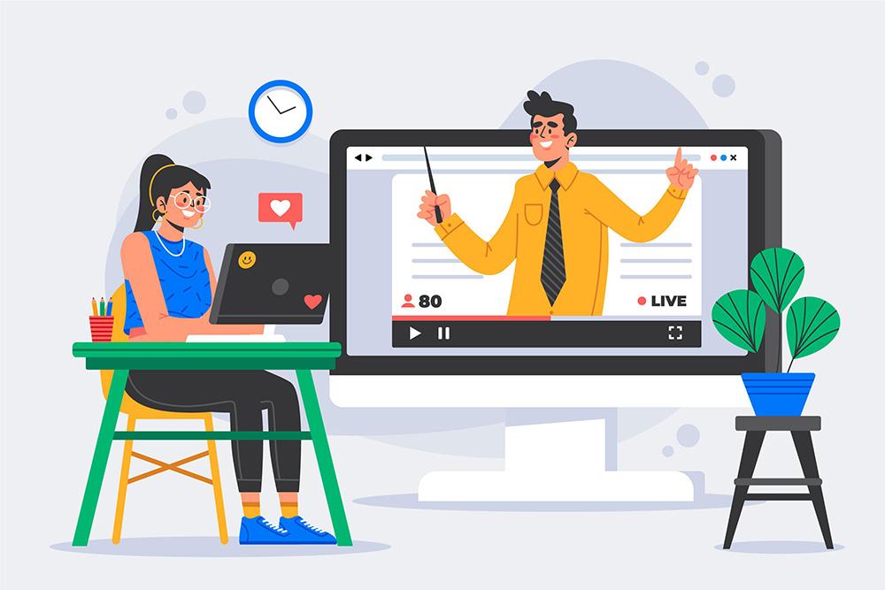 formation en ligne création site internet